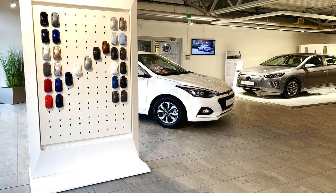 Köpa Hyundai